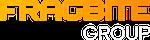 Fragbite Group Logo Color Neg RGB 150W