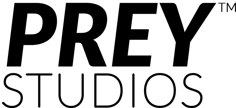 Prey Logo Text